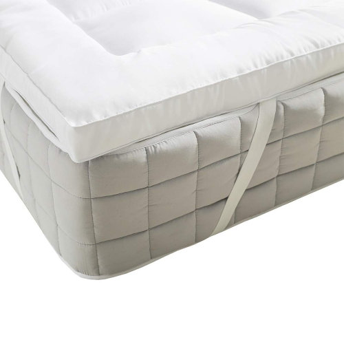 mattress topper straps