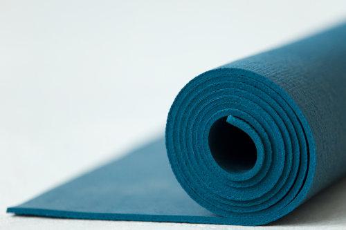 yoga mat for sliding