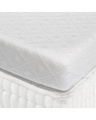 adjustable firmness mattress topper