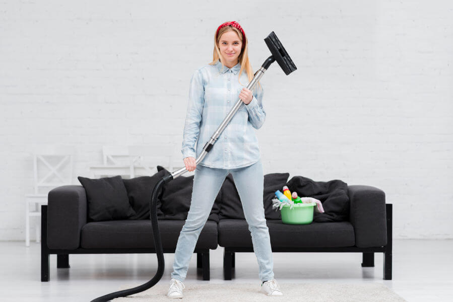 matress topper cleaning vacuum