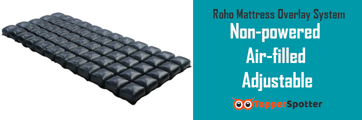 roho air filled mattress