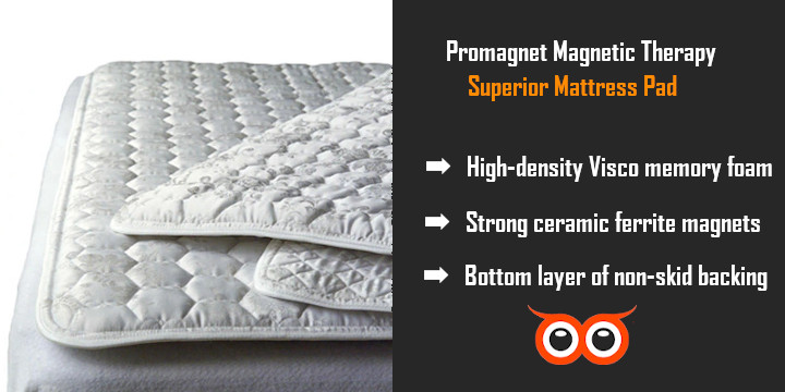Best Magnetic Mattress Pads Reviews 2020 6