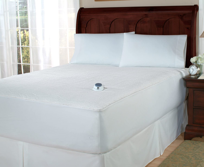 Perfect Fit smart heated electric mattress pad product image