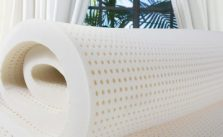 plushbeds mattress pad for heavy peple